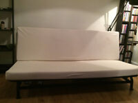 NO LONGER AVAILABLE - Ikea Sofa Bed (Free - Pickup Only)