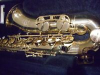 Selmer Signet Tenor Saxophone for sale - good condition.