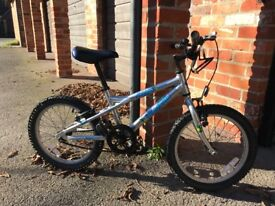 """Kids Dawes Blowfish 18"""" bike for sale in good condition"""