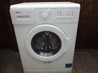 *SALE* BEKO 6 KG WASHING MACHINE ONLY 14 MONTHS OLD & FULLY REFURBISHED COMES WITH 3 MONTHS WARRANTY
