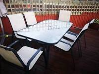 Graden table and chairs
