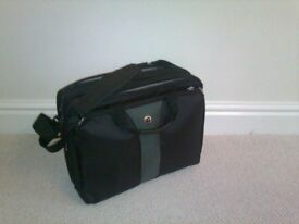 Wenger high quality laptop bag and travel bag combined, new unused.