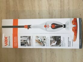Vax steam cleaner, brand new