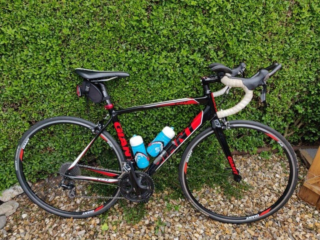 75550831532 Giant TCR Road Bike For Sale | in Wrexham | Gumtree