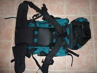 MEC backpacking backpack - new condition