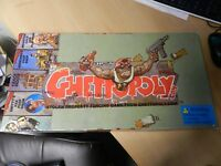 Ghettopoly ( Monopoly ) Rare edition very good condition complete