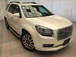 2014 GMC Acadia Denali: Fully Loaded, New Brakes.