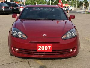 2007 Hyundai Tiburon SAFETY & E-TEST INCLUDED