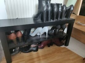 TV Stand - shoe rack
