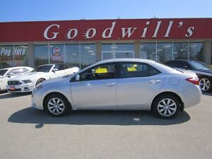 2015 Toyota Corolla CE! HEATED SEATS! BLUETOOTH!