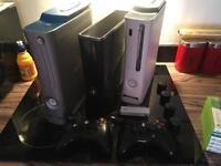 Xbox 360's