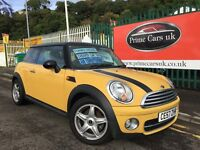 2007 57 MINI Hatch 1.6 Cooper D 3dr 6 Speed Manual Turbo Diesel Low Miles