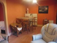 one bedroom cottage inverkeithing avail now near to railway station £370/month
