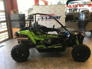 2017 arctic cat Wildcat Sport XT