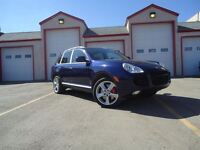 2006 Porsche Cayenne Rare TURBO-S 520 HP LOW Kms