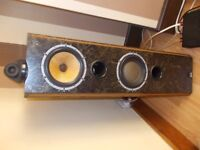 BOWERS WILKINS SIGNATURE 30/603 S2 HYBRID , EXCELLENT