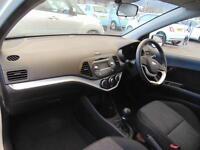 Kia Picanto 1 (white) 2013-09-09