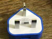 usb mains wall charger plug for iphone