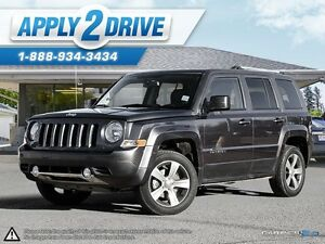 2016 Jeep Patriot Attitude  Leather Sunroof 4x4 WE FINANCE L@@K