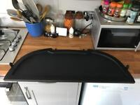 Genuine Audi TT mk1 Rear Parcel Shelf Complete with all Clips