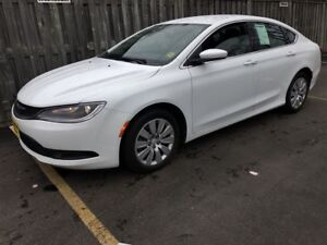 2015 Chrysler 200 LX, Automatic, Traction Controls