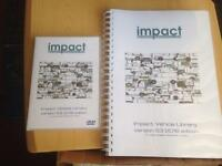 Impact Vehicle Outlines Version 53 2016 Edition