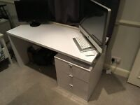 Office Desk - Nearly New - High Quality Build -