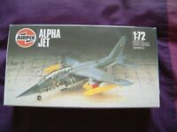Airfix Alpha Jet Kit 1:72 scale still in sealed box, purchased and just stored in the cupboard