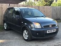 2008 (08) FORD FUSION 1.6 TDCI ZETEC CLIMATE ++113K FSH ++5DR+£30 ROAD TAX++BARGAIN+CHEAPEST ONLINE+
