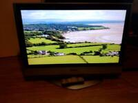 Panasonic 32inch hd freeview 2hdmi And remote