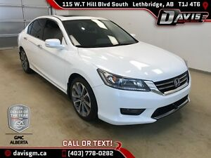 Used 2015 Honda Accord Sedan-Heated Seats, Handsfree comunicatio