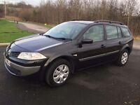 2007 Renault Megane 1.9 Dci 6 Speed Long Mot Very Nice Clean And Tidy Car Brilliant Drives Hpi Clear