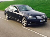2011 61reg Mercedes-Benz C Class 2.1 C220 CDI Sport Edition 125 **LEATHER,SATNAV,XENON*choice of 2