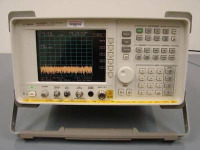 Agilent 8563ec 30 Hz - 26.5 Ghz Rf Spectrum Analyzer With Options 006 007