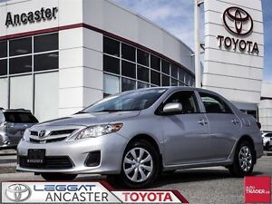 2012 Toyota Corolla CE - ENHANCED CONVENIENCE PACKAGE