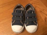Boys footwear size infant 9