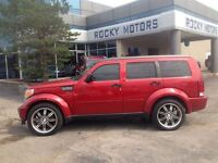 2008 Dodge Nitro $41.34 A WEEK + TAX OAC -BAD CREDIT APPROVALS