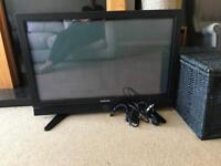 Black Samsung flat screen tv SOLD