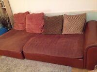 Very comfy sofa, needs a new home