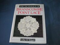 Technique of Baranscombe Point Lace Book