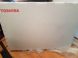 "Toshiba 40"" HD LED TV"