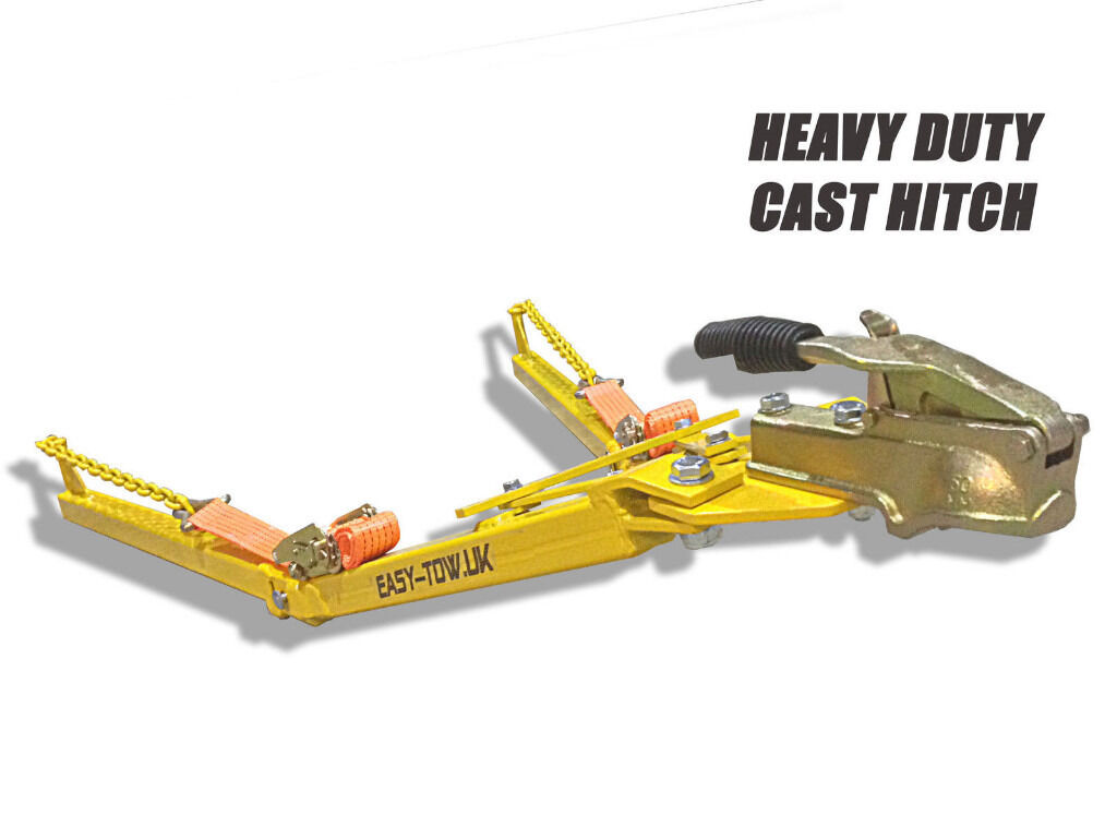 NEW-2-6-Ton-Car-Recovery-Towing-A-Frame-Dolly-Professional | in ...