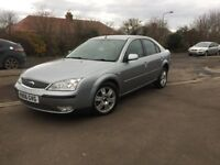 FORD MONDEO 2.0 TDCI (diesel) 6 SPEED GEARBOX--MOT TILL MAY 2018 (no advisory)- READY TO DRIVE AWAY