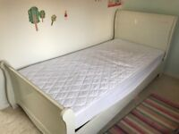 Single Sleigh Bed by Next