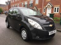 Chevrolet Spark 1.0+ Manual, 45k Genuine Mileage, £30 Tax, MOT, HPI Clear. Drives Excellently