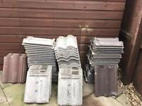 Roof tiles-Marley
