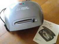 George Foreman reduced fat grill