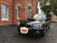 2003 Subaru Impreza WRX Sportwagon Estate (Prodrive Pack) 12 Months MOT