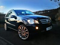 Mercedes ML 280 CDI - Full Service History
