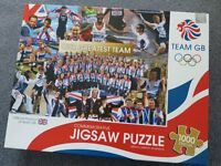 Commemorative 2012 Olympic Jigsaw